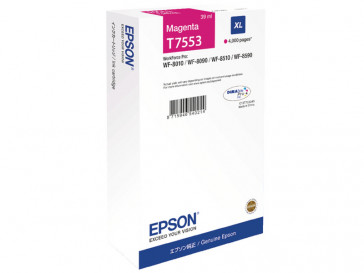 CARTUCHO TINTA MAGENTA XL C13T755340 EPSON