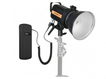 KIT FLASH INDRA 360 TTL + PACK BATERIAS 360 PHOTTIX