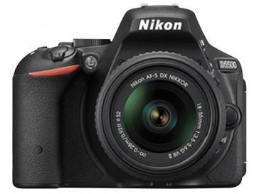 CAMARA REFLEX NIKON D5500 NEGRA + AF-S 18/105 VR