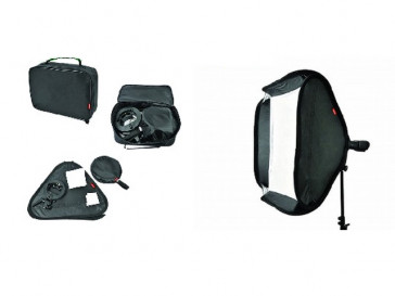 KIT SPEEDLITE SOFTBOX60 10021200 HAHNEL