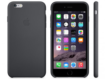 FUNDA SILICONA IPHONE 6 PLUS MGR92ZM/A (B) APPLE