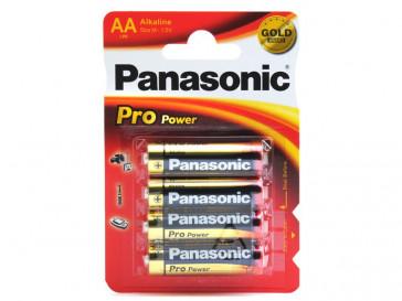 PILAS PRO POWER 60X4 LR6 MIGNON AA PANASONIC