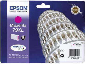 CARTUCHO TINTA MAGENTA 79XL C13T79034010 EPSON