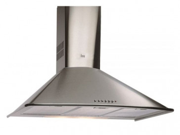 CAMPANA TEKA DECORATIVA PARED 90CM INOX INCANDESCENTE DM-90