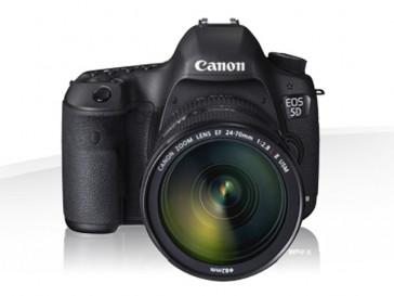 CAMARA REFLEX CANON EOS 5D MARK III + EF 24/105 L IS USM