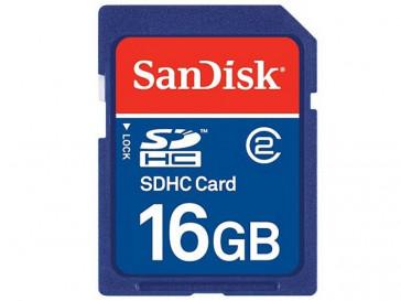 SDHC 16GB STANDARD (SDSDB-016G-B35) SANDISK