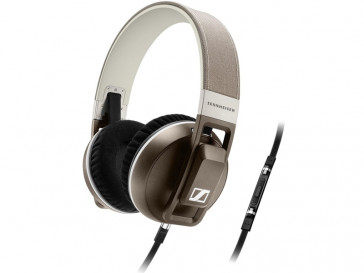 AURICULARES URBANITE XL IPHONE 506447 SAND SENNHEISER