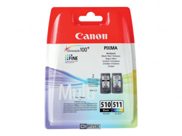MULTIPACK PG-510/CL-511 (2970B010) CANON