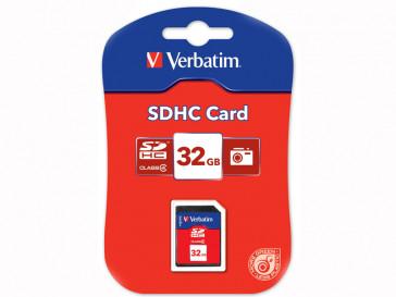 SDHC 32GB CLASE 4 44022 VERBATIM