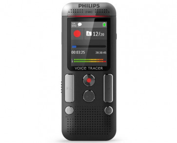 GRABADORA AUDIO DVT2710 PHILIPS
