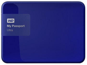 MY PASSPORT ULTRA 1TB WDBGPU0010BBL-EESN WESTERN DIGITAL