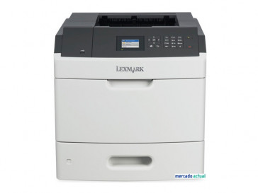 KIT MS811DN + TONER LEXMARK