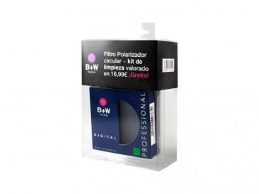 KIT FILTRO 52MM + LIMPIEZA BWKPC052 B+W