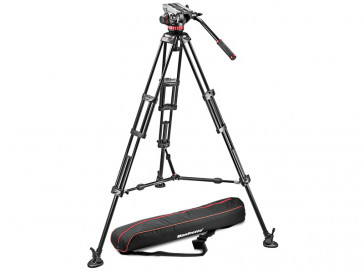 KIT VIDEO PRO MVH502A,546BK-1 MANFROTTO