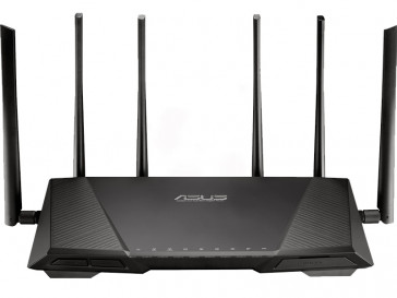ROUTER WIRELESS AC3200 TRI BAND GIGABIT ASUS