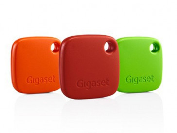 PACK 3 LOCALIZADORES BLUETOOTH G-TAG COLORES GIGASET