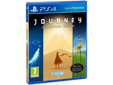 JUEGO PS4 JOURNEY COLLECTOR'S EDITION SONY