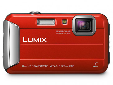 CAMARA COMPACTA PANASONIC LUMIX DMC-FT30 (R)