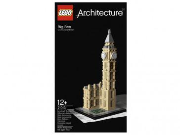 ARCHITECTURE BIG BEN 21013 LEGO