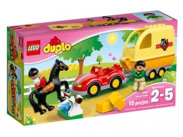 DUPLO REMOLQUE ECUESTRE 10807 LEGO