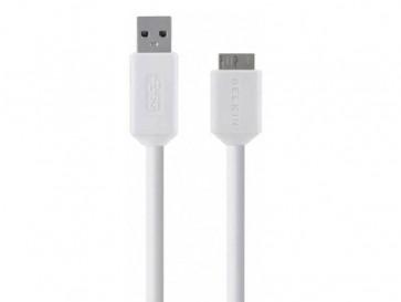 CABLE USB F3U166BT03-WHT BELKIN