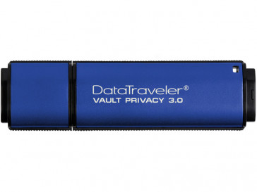 DATA TRAVELER VAULT PRIVACY 8GB (DTVP30/8GB) KINGSTON