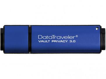 DATA TRAVELER VAULT PRIVACY 8GB (DTVP30/8GB) KINGSTON