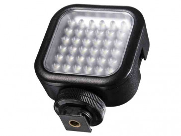 PRO LED LUZ DE VIDEO 36 REGULABLE 20341 WALIMEX