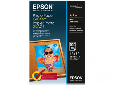 PAPEL PHOTO GLOSSY C13S042548 EPSON
