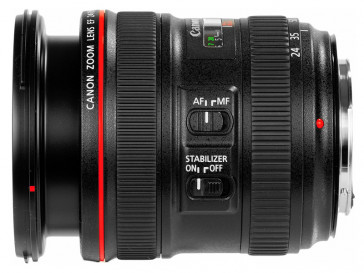 EF 24/70 f/4L IS USM CANON