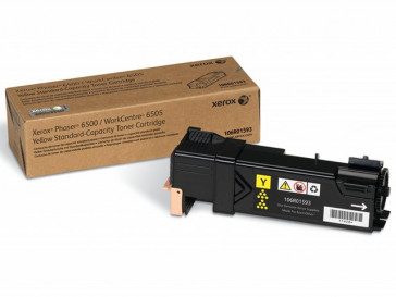 TONER AMARILLO PHASER 6500/WORKCENTER 650 106R01593 XEROX