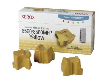 TINTA AMARILLA PHASER 8560 108R00725 XEROX