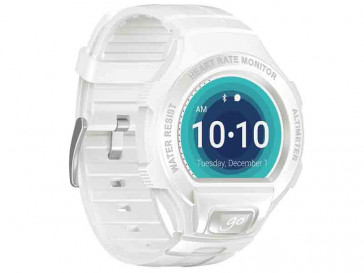 SMARTWATCH GO WATCH WHITE/LIGHT GRAY ALCATEL