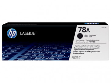 KIT TONER NEGRO (CE278A?QTY2) HP