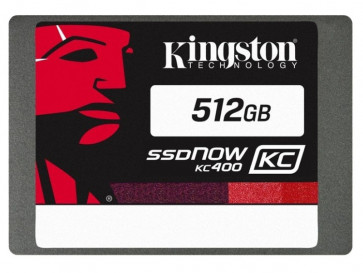 SSDNOW KC400 512GB SATA SKC400S37/512G KINGSTON