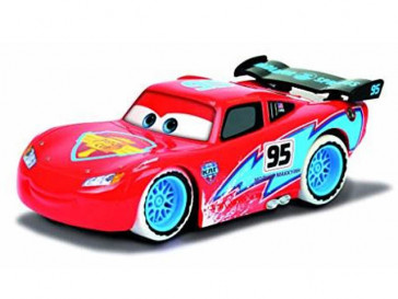 RC ICE RACING LIGHTNING MCQUEEN CARS 1:24 DICKIE