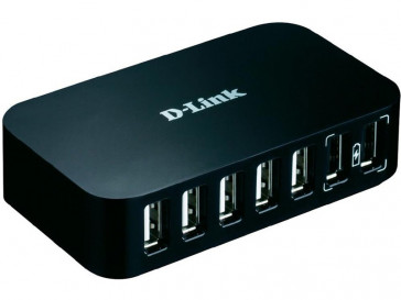HUB USB 7 PUERTOS DUB-H7 D-LINK