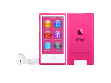 IPOD NANO 16GB ROSA MKMV2QL/A APPLE