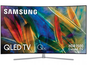 "SMART TV QLED ULTRA HD 4K CURVO 55"" SAMSUNG QE55Q7C"