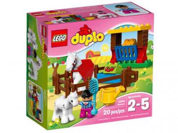 DUPLO CABALLOS 10806 LEGO