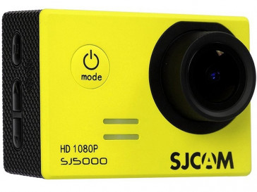CAMARA VIDEO SJ5000 AMARILLA SJCAM