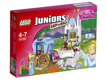 JUNIORS CARRUAJE DE CENICIENTA 10729 LEGO