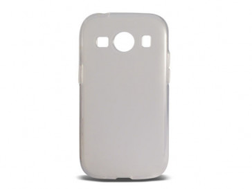 FUNDA FLEX TPU GALAXY ACE 4 HEAT TRANSPARENTE KSIX