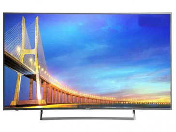 "SMART TV LED ULTRA HD 4K CURVO 65"" HISENSE 65K720"