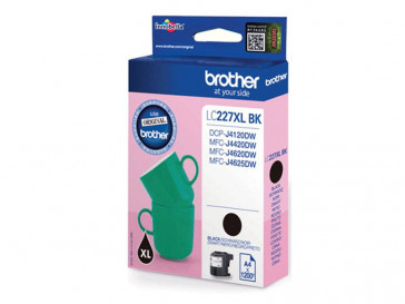 CARTUCHO TINTA NEGRA LC227XLBKBP BROTHER