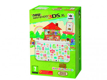 CONSOLA 3DS XL + ANIMAL CROSSING HAPPY HOME 2207499 NINTENDO