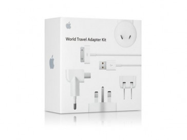 KIT ADAPTADORES WORLD TRAVEL MB974ZM/B APPLE