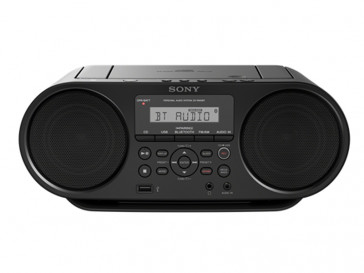 RADIO/CD ZS-RS60BT BLUETOOTH USB (B) SONY