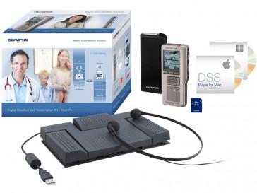 KIT PRO DICTADO Y TRANSCRIPCION DS-2500 (S) OLYMPUS