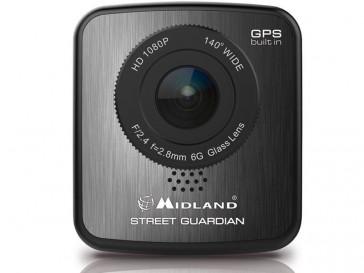 "STREET GUARDIAN GPS 2"" FULL HD C1174.01 MIDLAND"